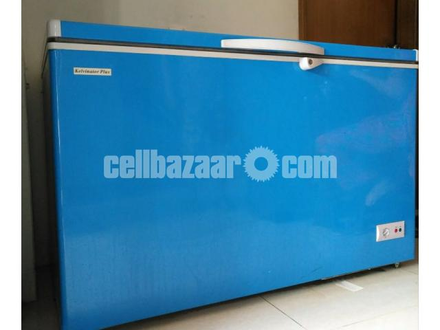 Kelvinator Deep/Chest Fridge - 3/5