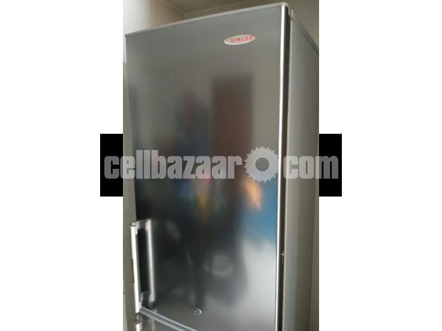 Singer Refrigerator - 1/4