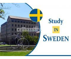 Sweden - এ পড়াশোনা