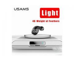 Original USAMS Super Mini Bluetooth Headset intact Box