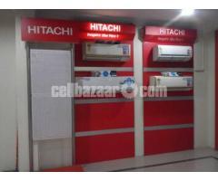 HITACHI 2.0 TON BRAND NEW AC/AIR CONDITIONER