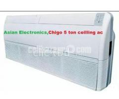 CS15EC60 Chigo 5 Ton Cassette/ceilling Type AC/AIR CONDITIONER