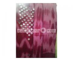 Batik Plus Three Pieces