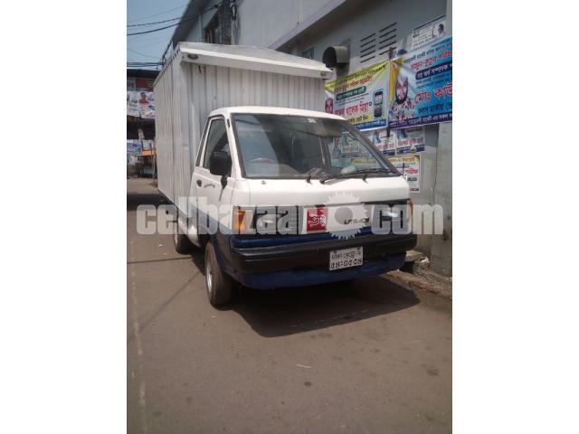 Delivery Van - 2/4