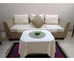 Sofa set (2+3) & a centre table