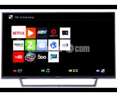 "40""W660E Sony Bravia Smart HDR TV"