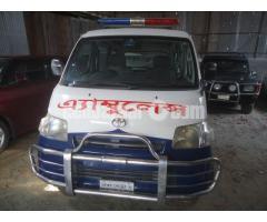 Town Ace Ambulance