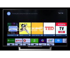 """43""""X7500E Sony Bravia 4K Android HDR"""