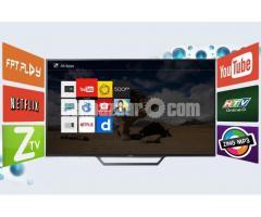 """48""""W652D Sony Bravia Smart TV"""