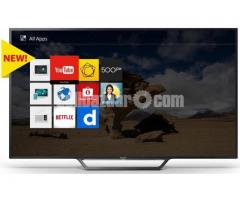 "49""W750E Sony Bravia HDR SMART TV"