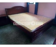 Bed from Akter Furniture