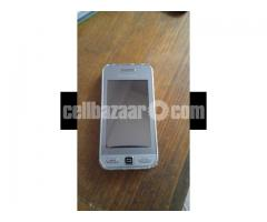 Samsung touch screen phone