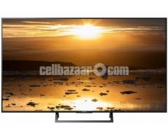 """43""""X8000E Sony Bravia 4K Android HDR"""