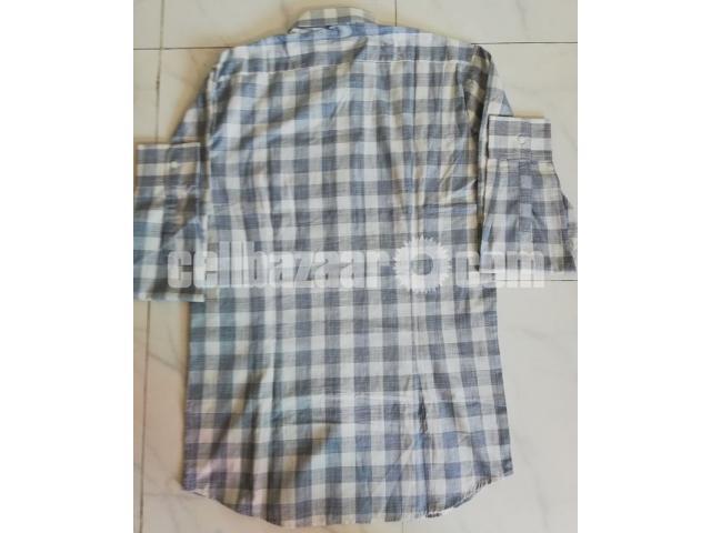 C K Men's Full Sleeve Shirt - 3/5