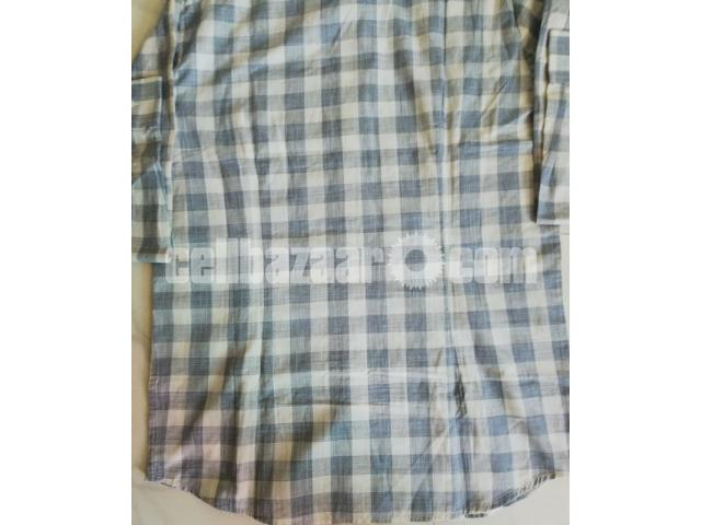 C K Men's Full Sleeve Shirt - 4/5