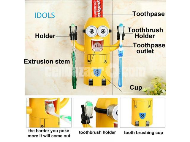 Minions Brush Holder - 5/5