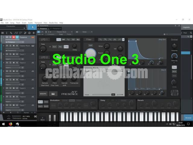 Musical Recording Studio PC Setup – Complete Software Solution - 2/5