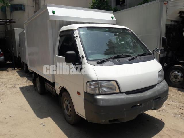 NISSAN COVERTED VAN 1.4 TON - 1/5