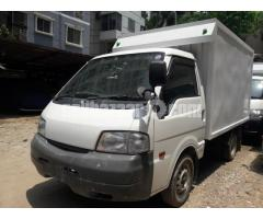 NISSAN COVERTED VAN 1.4 TON