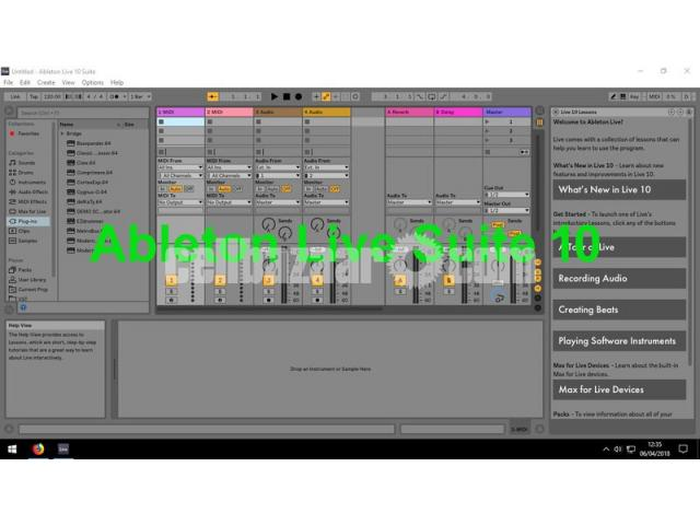 Musical Recording Studio PC Setup – Complete Software Solution - 1/5