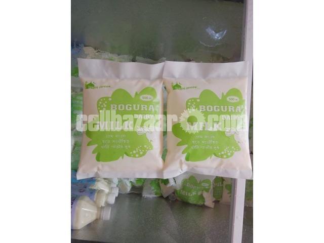 বগুড়া ডেইরী মিল্ক- Bogura Dairy Milk - 1/2