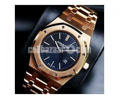 Audemars Piguet Royal Oak Replica Rose Gold Watch