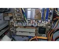 Intel® DG41WV (Running)DDR3 2Gb Ram Q6600 8Mb