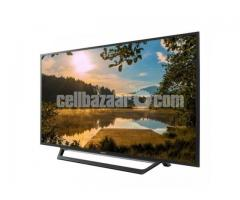 Sony bravia W602D LED television has HD resolution