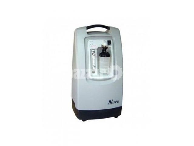 Oxygen Concentrator (Nidek Nuvo) USA - 1/5