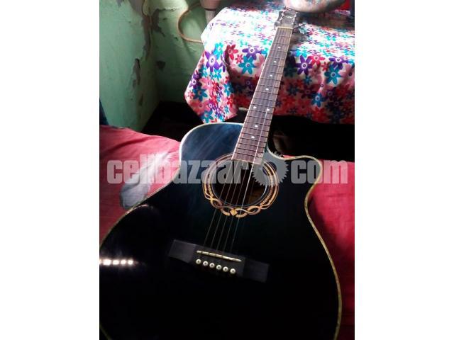 Rockstar Acoustic Guiter New - 1/3