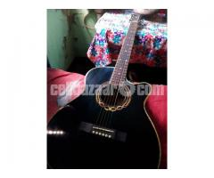 Rockstar Acoustic Guiter New