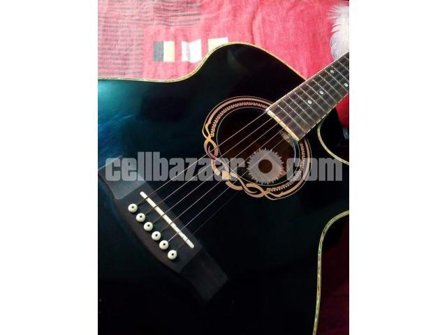 Rockstar Acoustic Guiter New - 2/3
