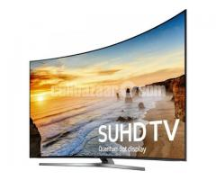 SAMSUNG 78KS9500 SUHD 4K HDR CURVED SMART TV