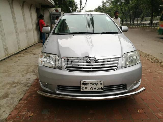 Toyota X - Corolla 2006 - 1/5