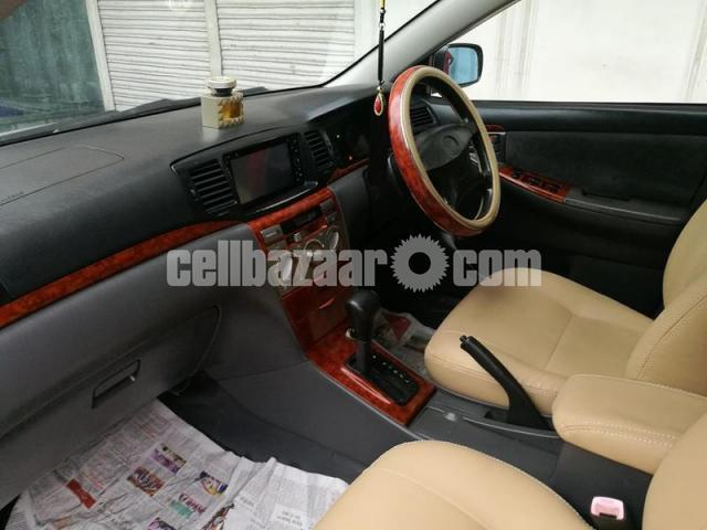 Toyota X - Corolla 2006 - 3/5