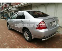 Toyota X - Corolla 2006 - Image 4/5