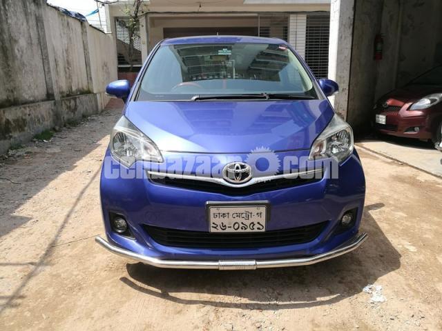 Toyota Ractis 2011 - 1/5
