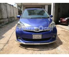Toyota Ractis 2011 - Image 1/5