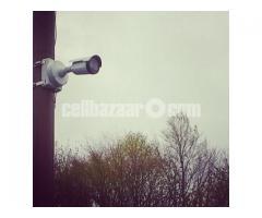 Long Range Wireless CCTV Camera