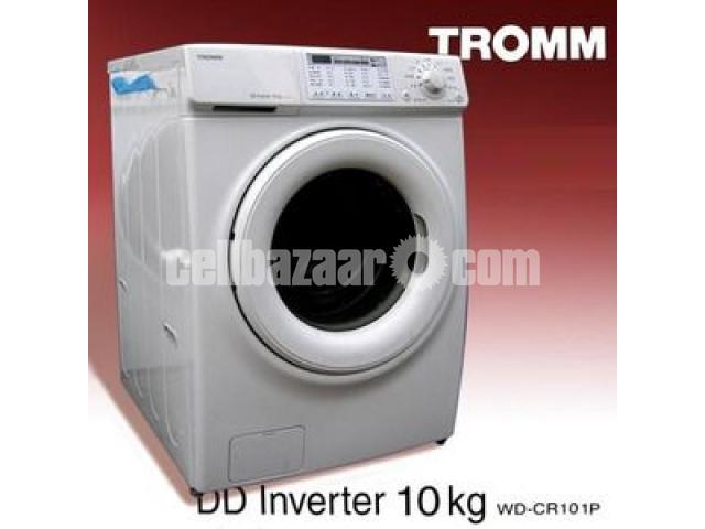Samsung Washing Machine - 3/3
