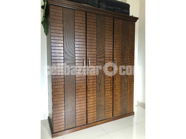 Wooden Almari - 1/2