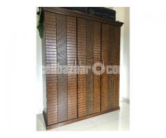 Wooden Almari - Image 1/2