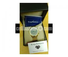 Brand New Krug-Baumen Watch Men