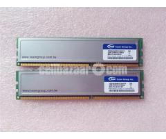 Team Elite DDR3 1333 #2GB x 3p.