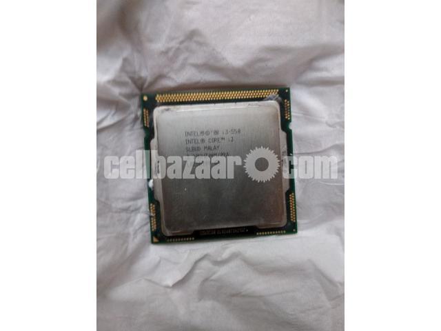 intel i3 550 1st gen processor - 1/3
