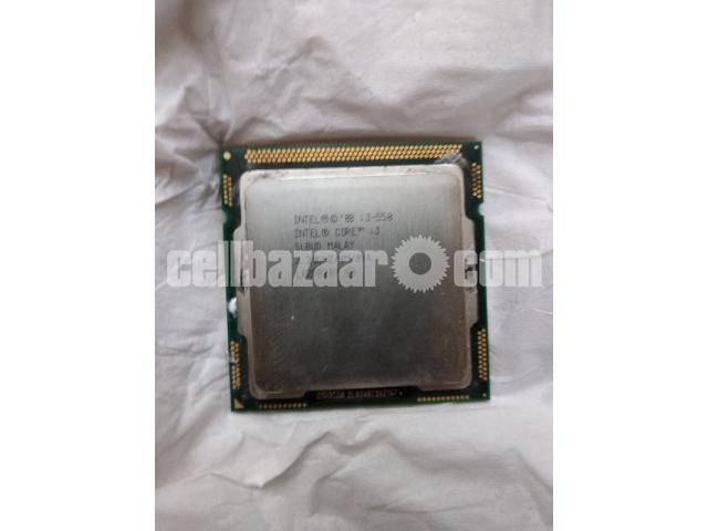 intel i3 550 1st gen processor - 2/3