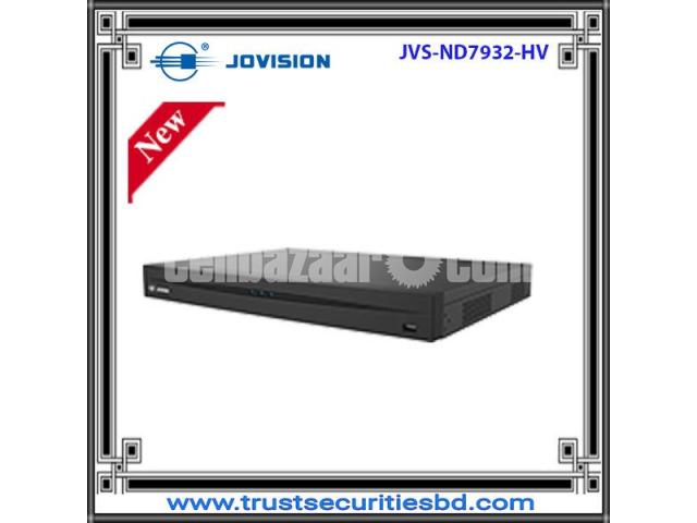 Jovision JVS-ND7932-HV Full HD 4K 32-Channel NVR System - 1/2
