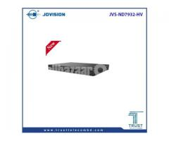 JOVISION 4K REGULATION 32CH NVR JVS-ND7932-HV