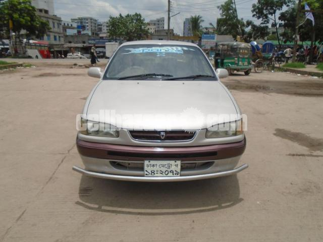 Toyota XE-110 SE-Saloon Eid Spacial Offer - 1/5