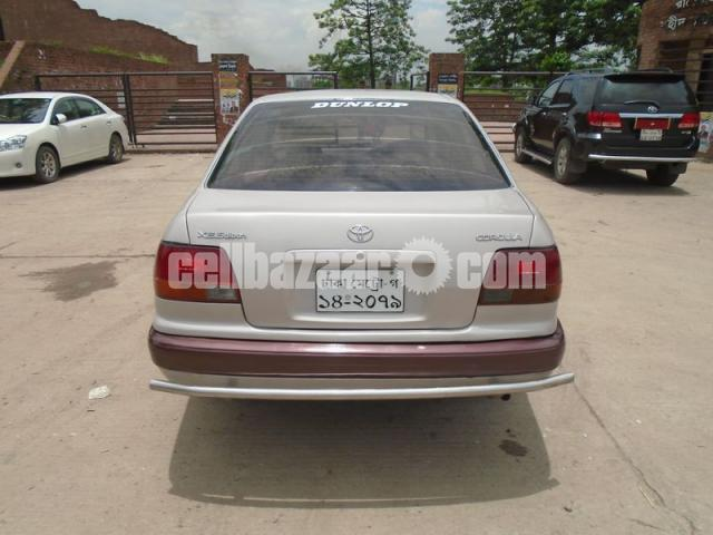 Toyota XE-110 SE-Saloon Eid Spacial Offer - 3/5